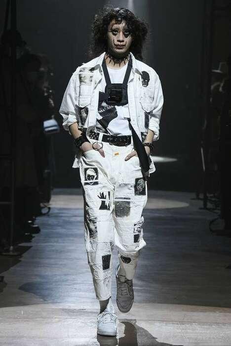 Dynamic Punk Fall Fashion
