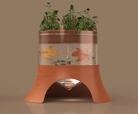 Self-Sufficient Garden Systems