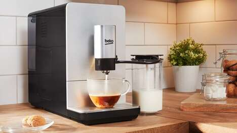 Cafe-Quality Coffee Machines