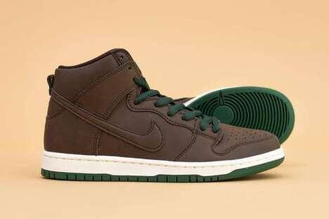 Soft Vegan Leather Sneakers