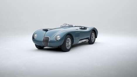 Reimagined Classic Racecars