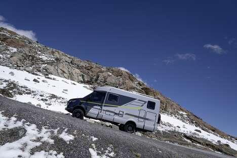 Consummate Crossover Vans