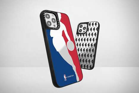 Basketball League Phone Cases