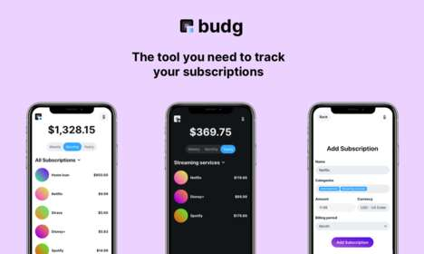 Monthly Subscription-Tracking Apps