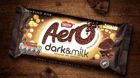 Hybrid Flavor Chocolate Bars