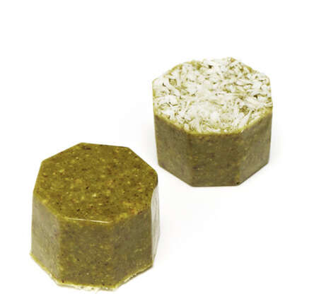 Nutrient-Rich Matcha Tea Bites