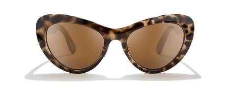 Striking Polarized Cat Eye Sunglasses