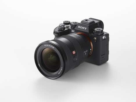 Mirrorless 8K Cameras