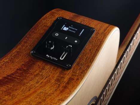 String-Sensing Guitar Gadgets