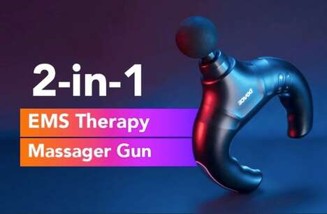 EMS-Equipped Muscle Massagers
