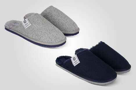Gender-Neutral WFH Slippers
