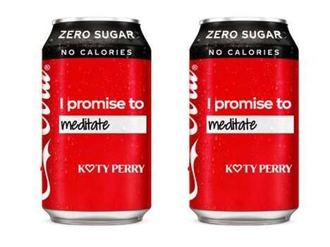 Charitable Resolution Soda Cans
