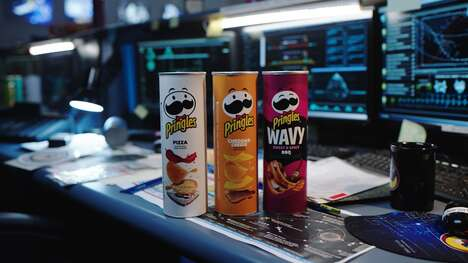 Flavor-Stacking Snack Ads