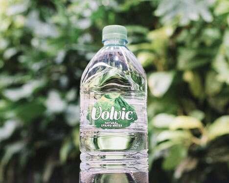 Sustainable Bottled Water Pledges