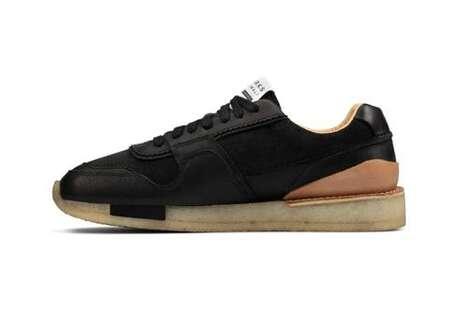 Summer-Ready Sporty Archival Footwear