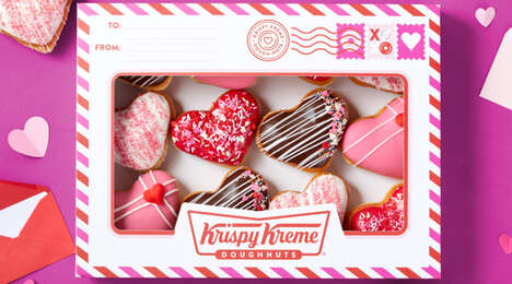 Romantic Doughnut Ranges