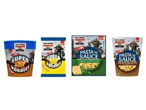 Promotional Pasta Gamer Promotions