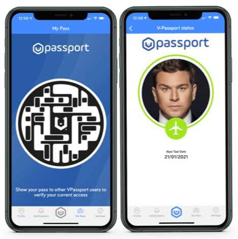 Digital Health Passports