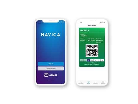 Digital Health Pass Apps