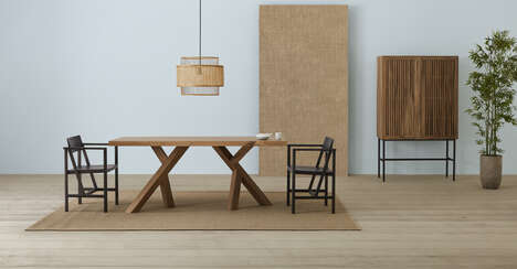 Hybrid-Style Furniture Collections