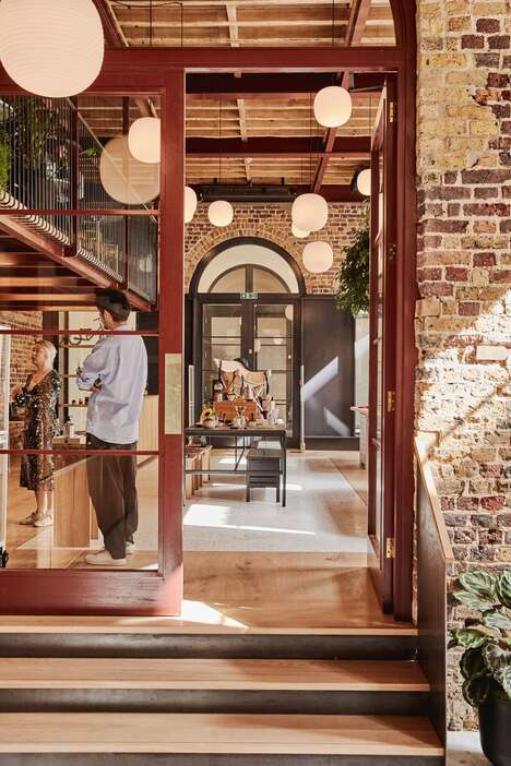 Hybridized Shop-and-Dine Spaces