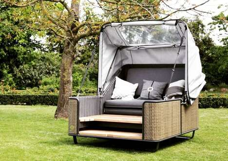 Customizable Outdoor Lounge Furniture