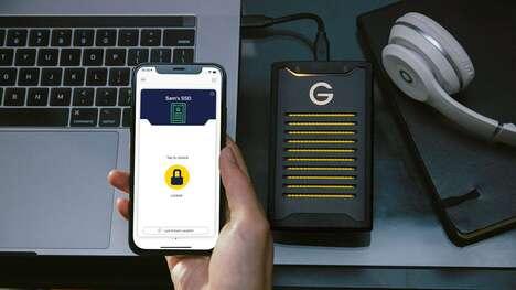 Ultra-Secure External SSDs