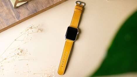Skin-Friendly Smartwatch Straps
