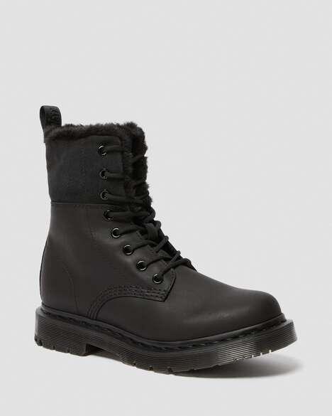 Salt-Resistant Combat Boots