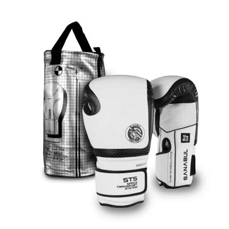 Space-Themed Boxing Capsules