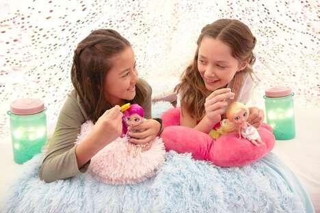 Radiating Fairy Dolls