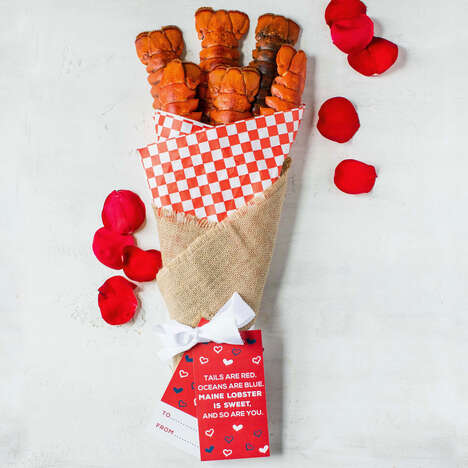 Lobster Tail Bouquets