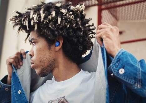 Custom-Fit Wireless Earbuds