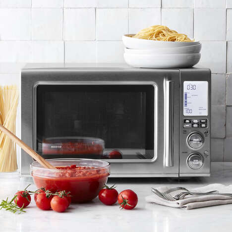 Three-in-One Cooking Appliances