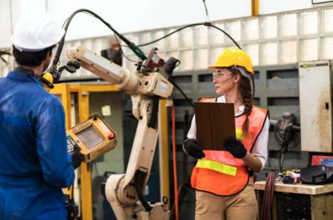 Digital Robotic Hub Factories