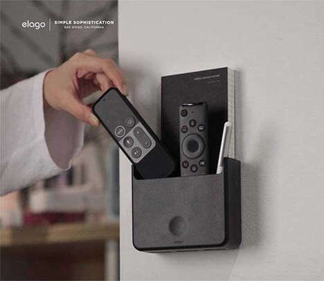 Dedicated Remote Storage Holders