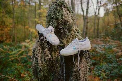 Outdoor-Inspired Sneaker Models