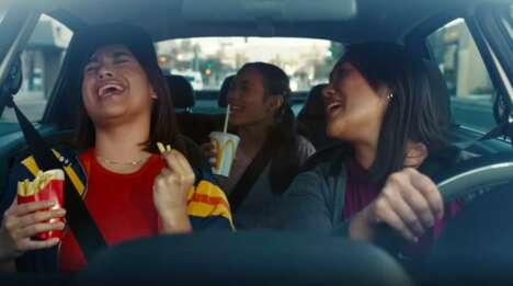 Singing Drive-Thru Ads