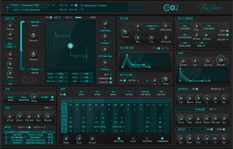 Streamlined Digital Synths
