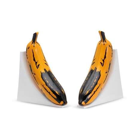 Rotten Banana Bookends