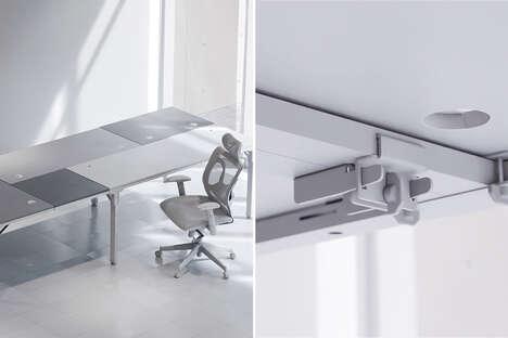 Customizable Workplace Desks