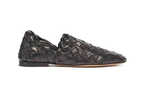 Quilted Luxury Slip-Ons