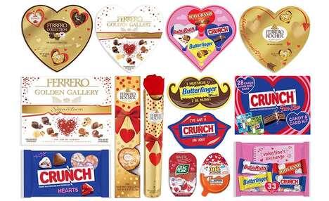 Expansive Valentine's Day Treats
