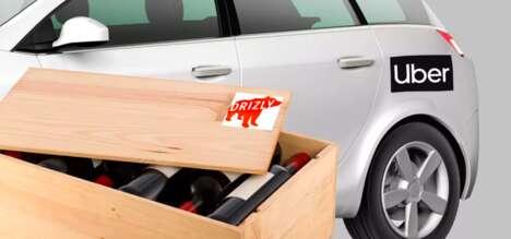 Ride Share Alcohol Partnerships