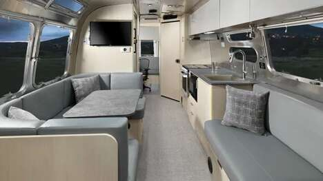 Remote Office Travel Trailers