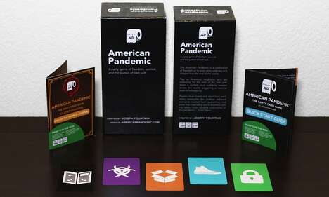 Pandemic-Themed Card Games