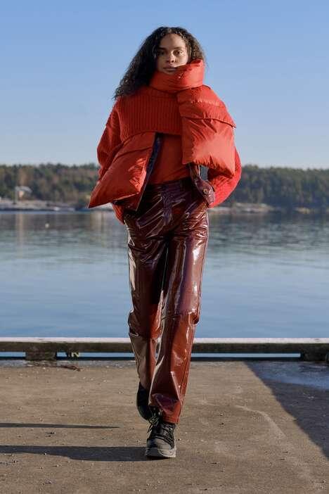Globally Reflective Fall Fashion