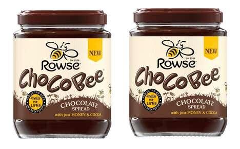 Chocolaty Honey Spreads