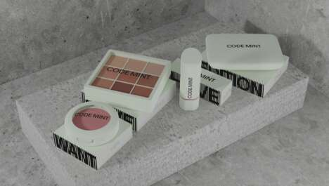 Skin-Caring Clean Cosmetics