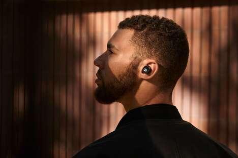 Wireless Touch Control Headphones